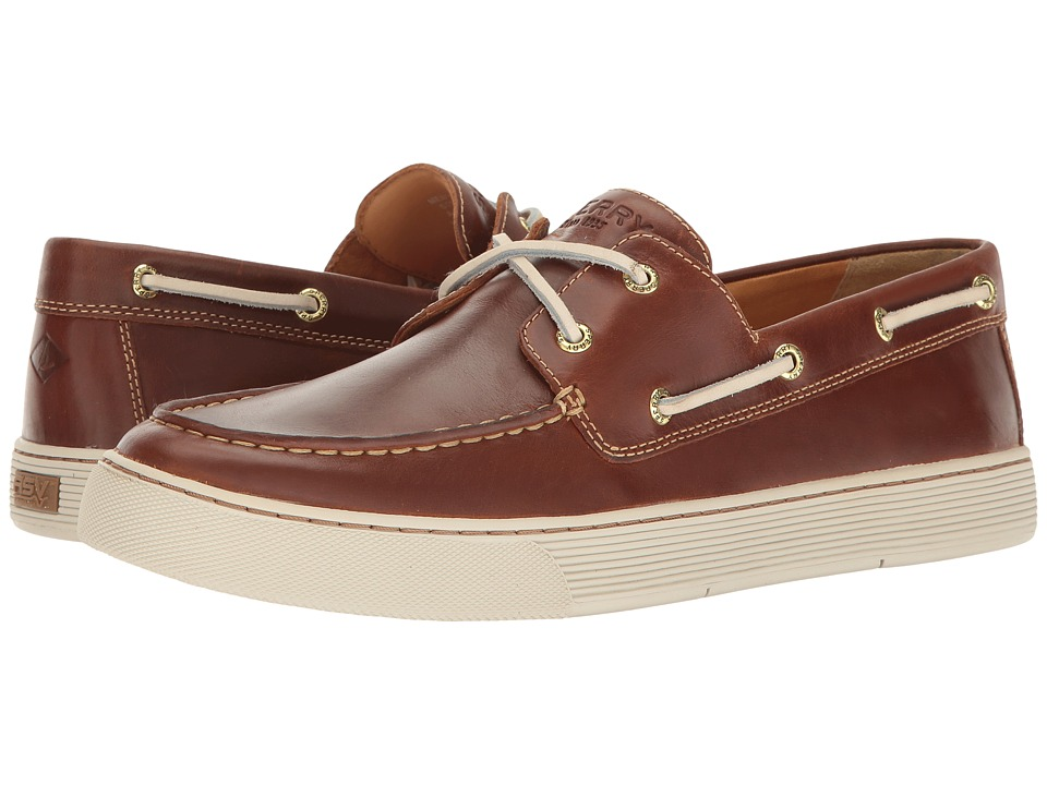 Sperry - Gold Sport Casual 2-Eye w/ ASV (Tan) Men's Lace up casual Shoes