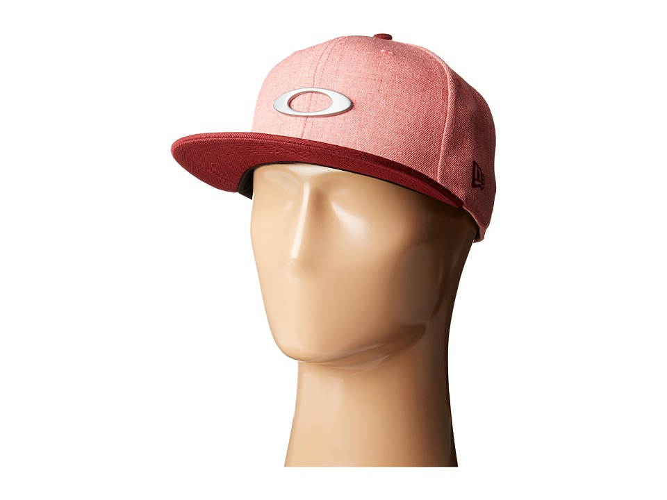 Oakley - O-Justable Metal Cap (Ember) Baseball Caps