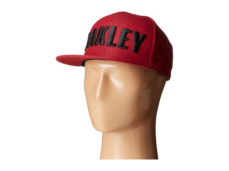 Oakley - Oakley Perf Hat (Ember) Caps