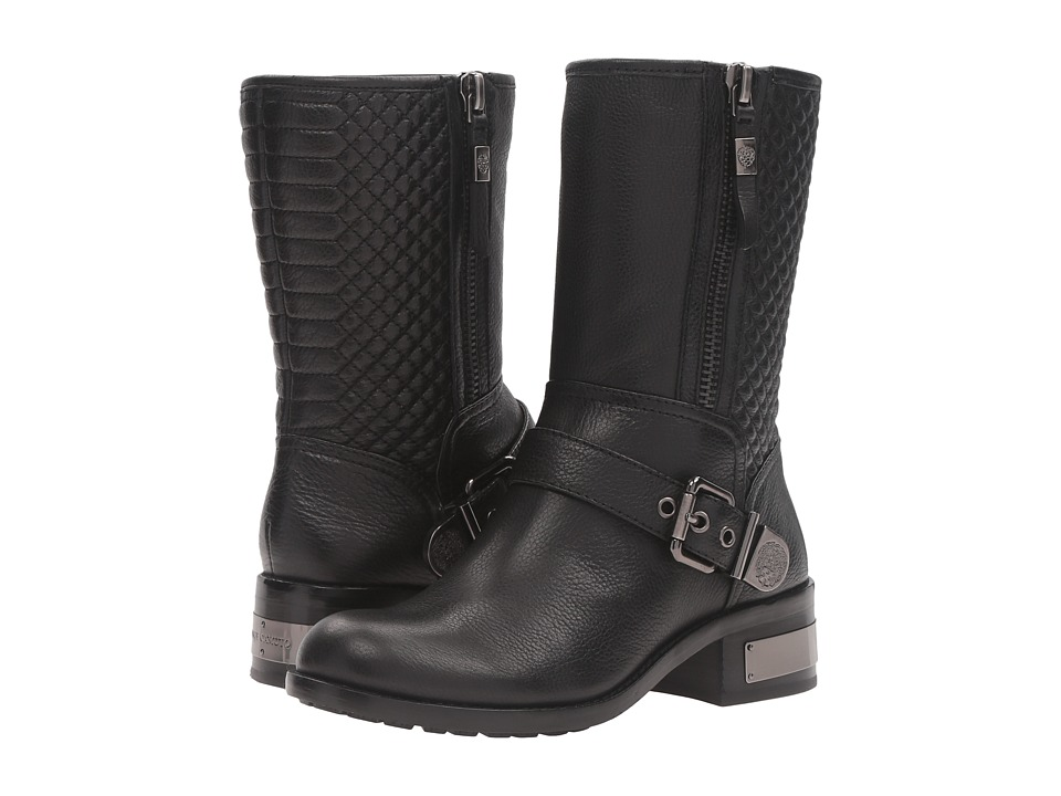 Vince Camuto Whynn (Black Buttery Grain Tumble) Women