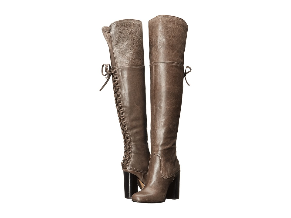 Vince Camuto - Tolla (Bomber Grey Urban Distressed) Women's Boots