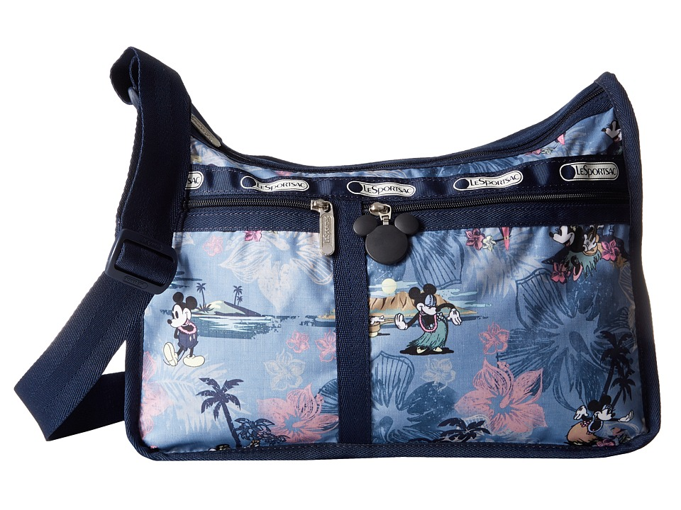 LeSportsac - Deluxe Everyday Bag (Vacation Paradise) Cross Body Handbags