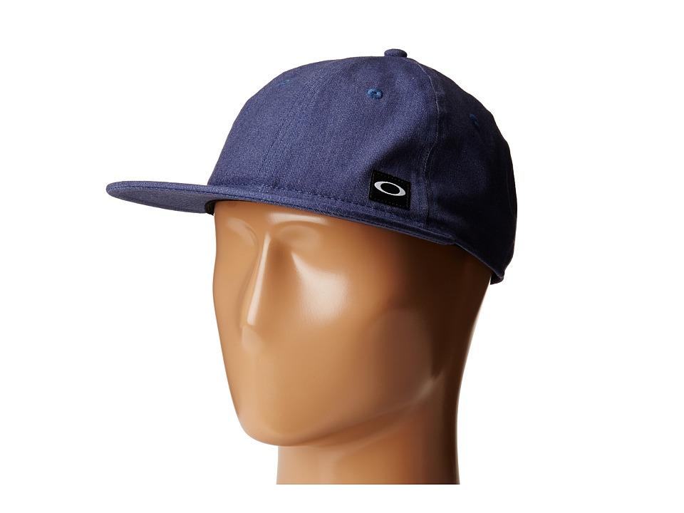 Oakley - Enduro Hat (Blue Indigo) Caps