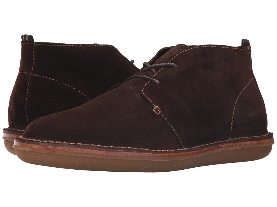 Cole Haan - Lewis Chukka (Chestnut Suede) Men's Shoes