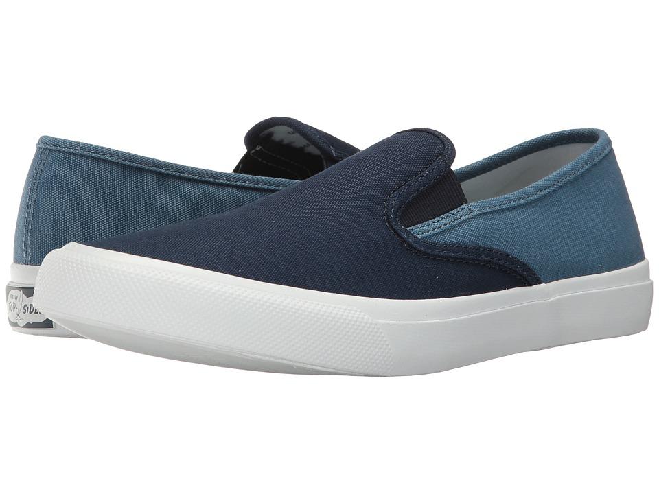 Sperry - Cloud Slip-On (Navy) Men's Slip on Shoes