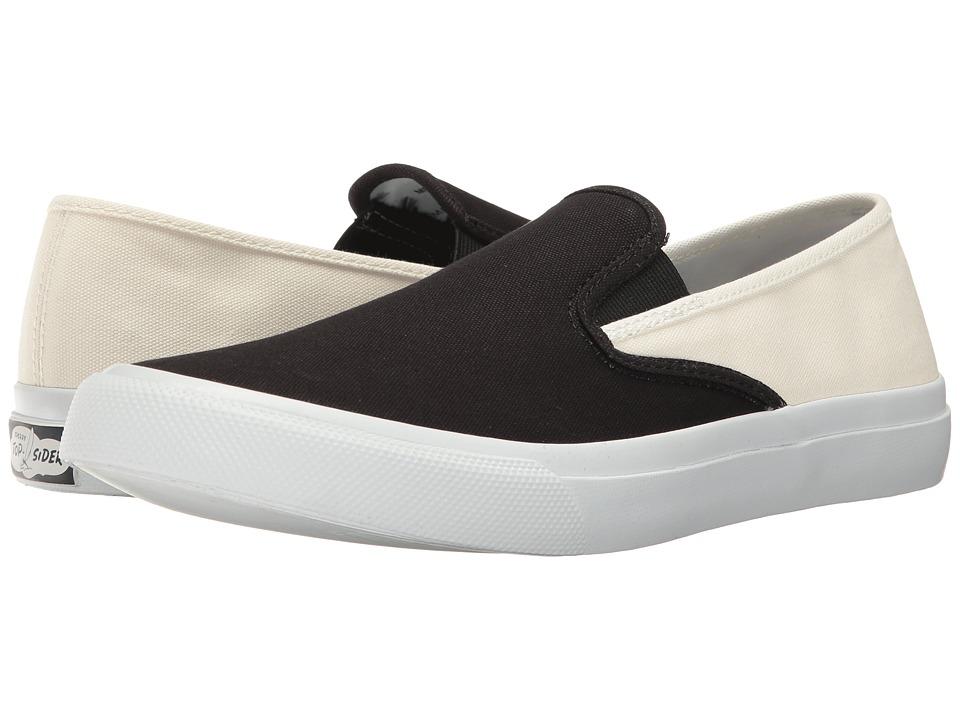 Sperry - Cloud Slip-On (Black) Men's Slip on Shoes