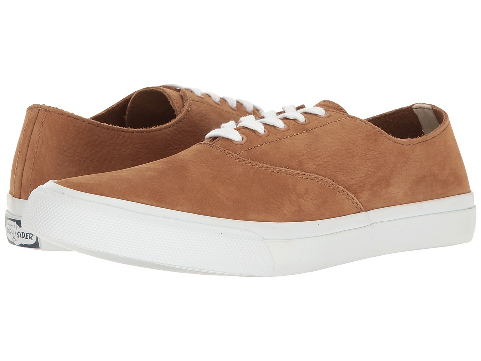 Sperry - Cloud CVO Nubuck (Camel) Men's Lace up casual Shoes
