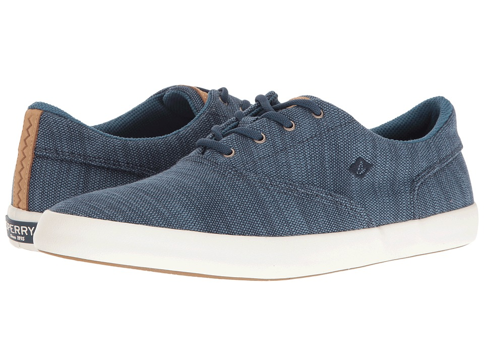 Sperry - Wahoo Baja CVO (Blue) Men's Lace up casual Shoes