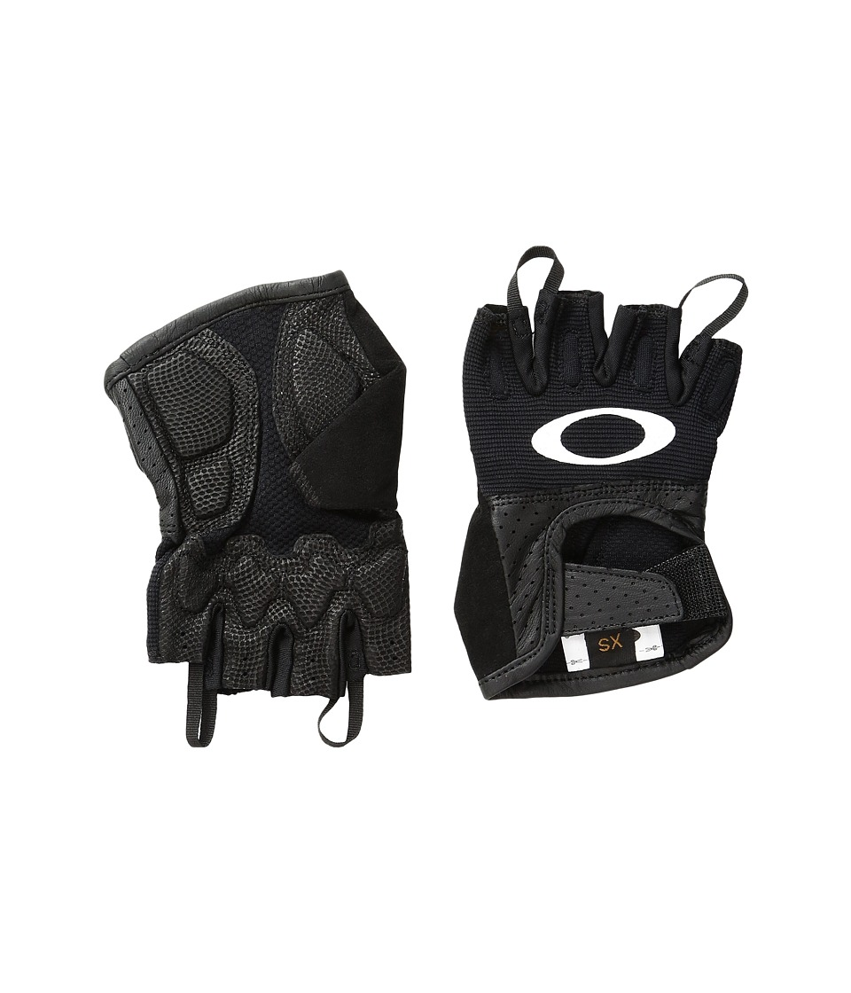 Oakley - Factory Road Gloves 2.0 (Jet Black) Cycling Gloves