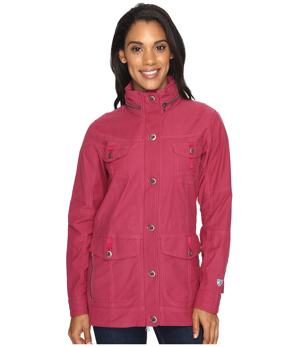 KUHL - Rekontm Jacket (Plum) Women's Jacket