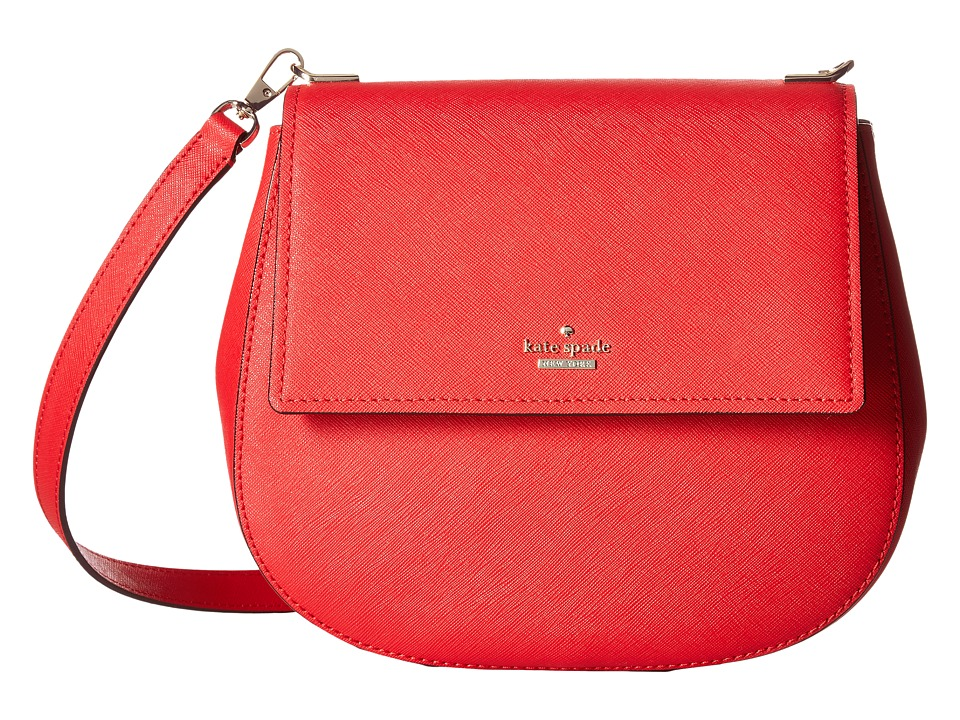 Kate Spade New York - Cameron Street Byrdie (Rooster Red) Handbags