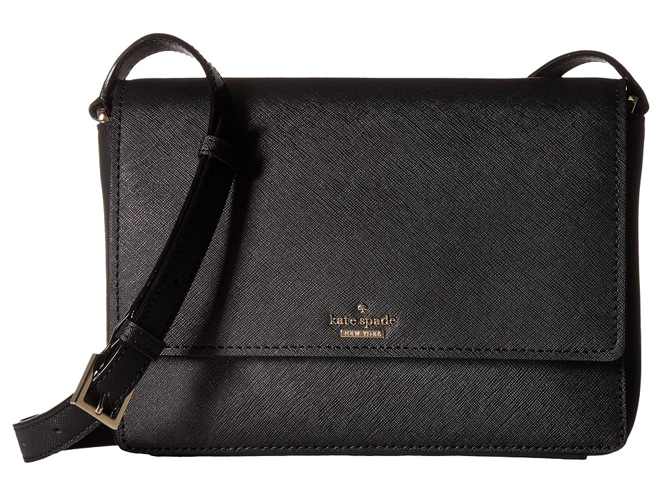 Kate Spade New York - Cameron Street Dody (Black) Handbags