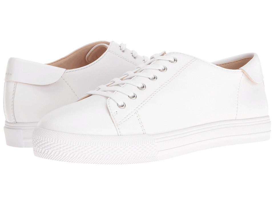 Nine West - Patrick (White Leather) Women's Shoes
