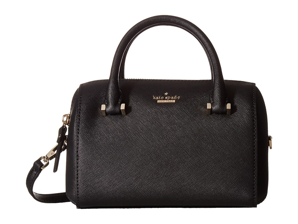 Kate Spade New York - Cameron Street Lane (Black) Handbags