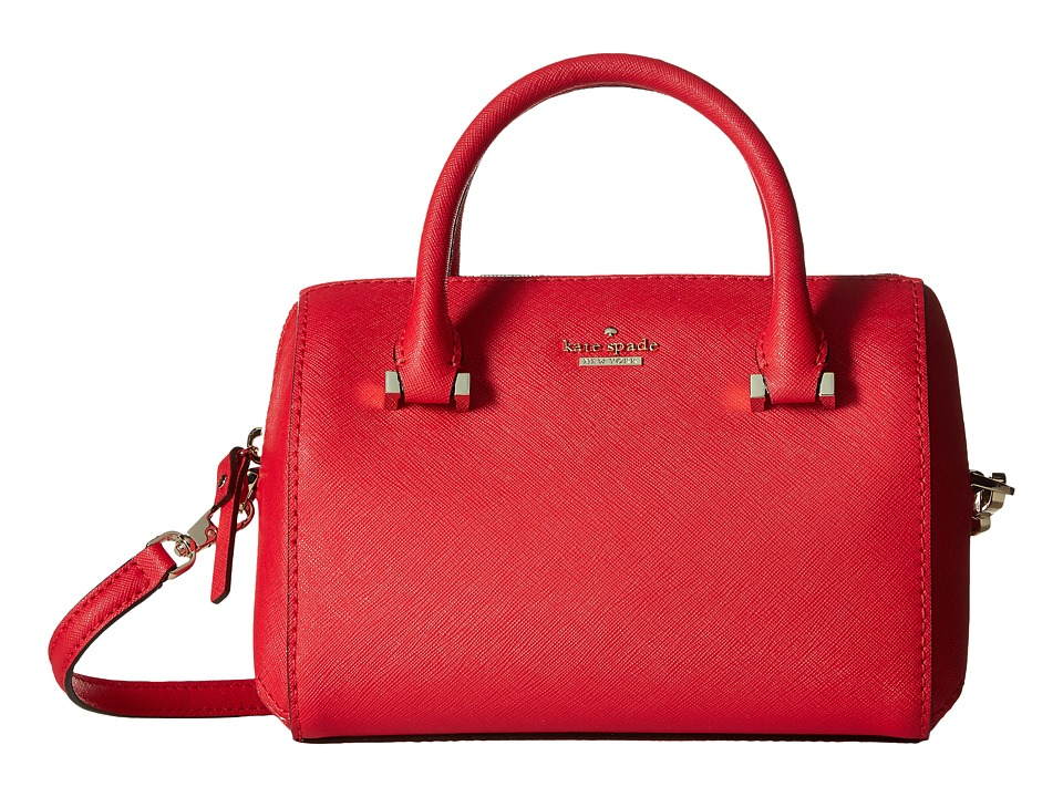 Kate Spade New York - Cameron Street Lane (Rooster Red) Handbags