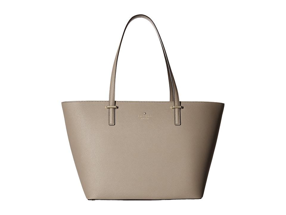 Kate Spade New York - Cedar Street Small Harmony (Porcini) Tote Handbags