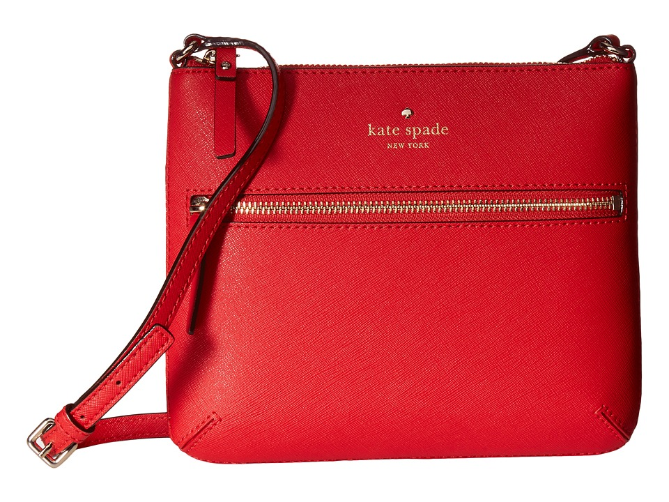 Kate Spade New York - Cedar Street Tenley (Rooster Red) Handbags