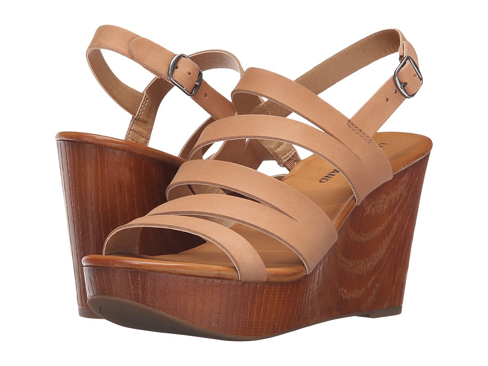 Lucky Brand - Marinaa (Clay) Women's Shoes