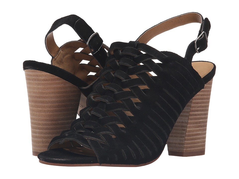 Lucky Brand - Yvette (Black) Women's Shoes