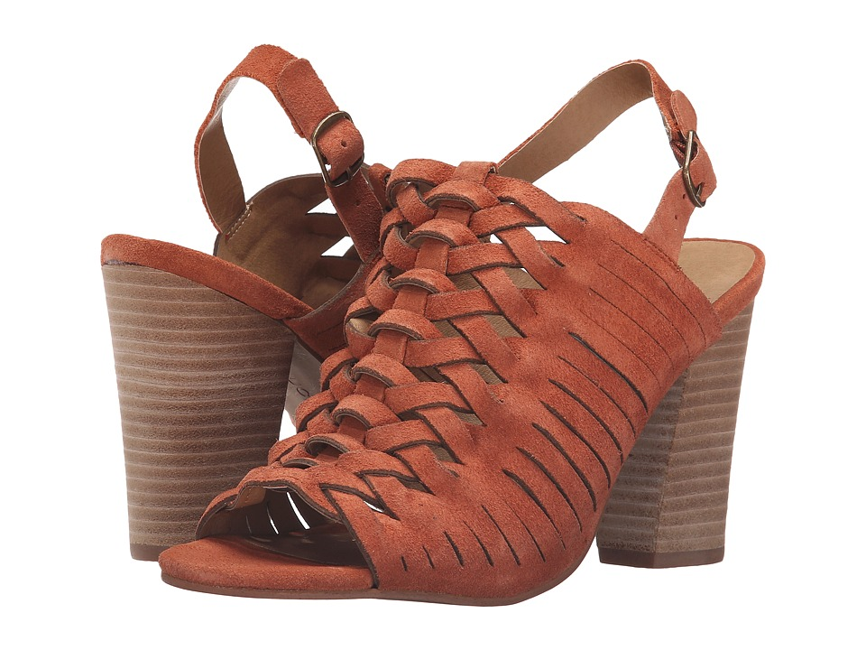 Lucky Brand - Yvette (Magma) Women's Shoes