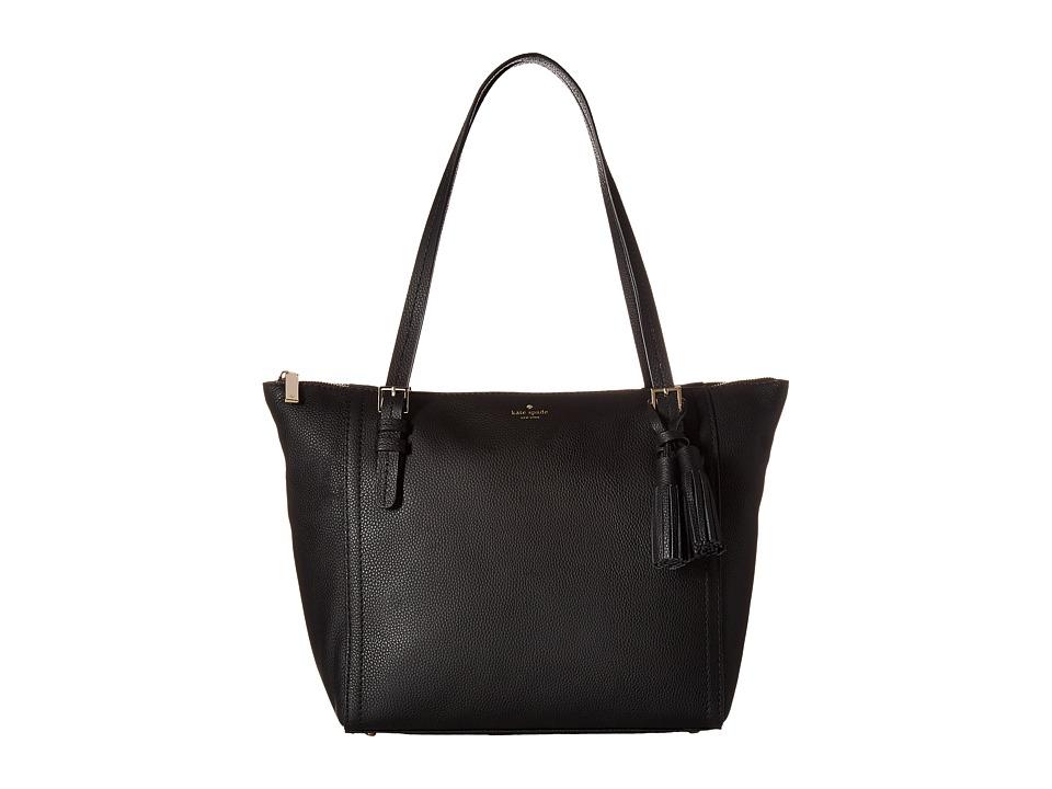 Kate Spade New York - Orchard Street Maya (Black) Handbags