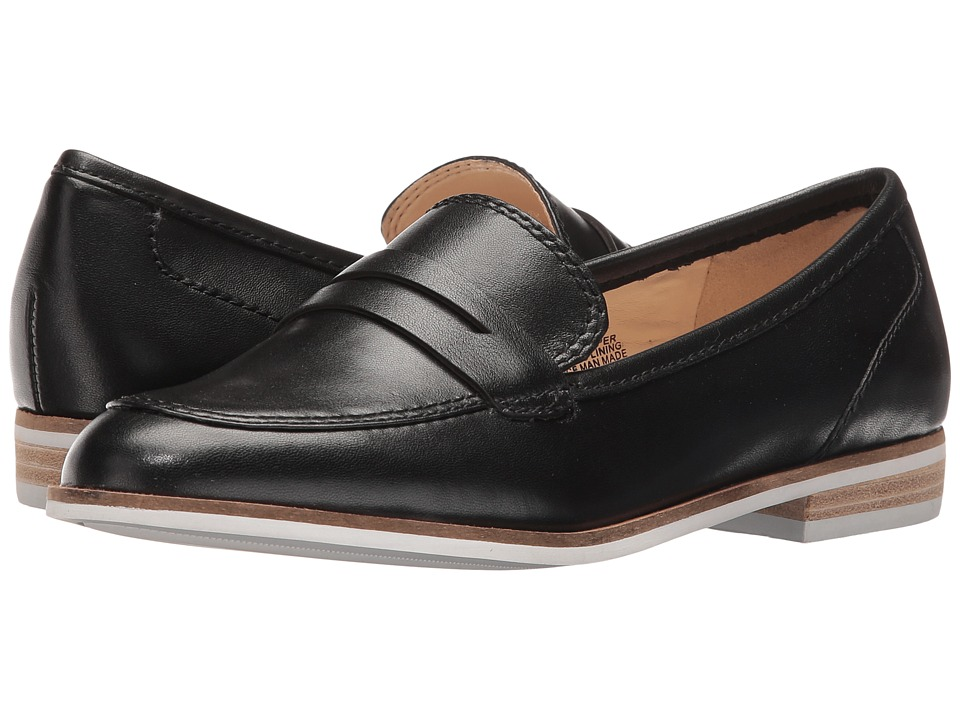 Nine West Alfie (Black Leather) Women
