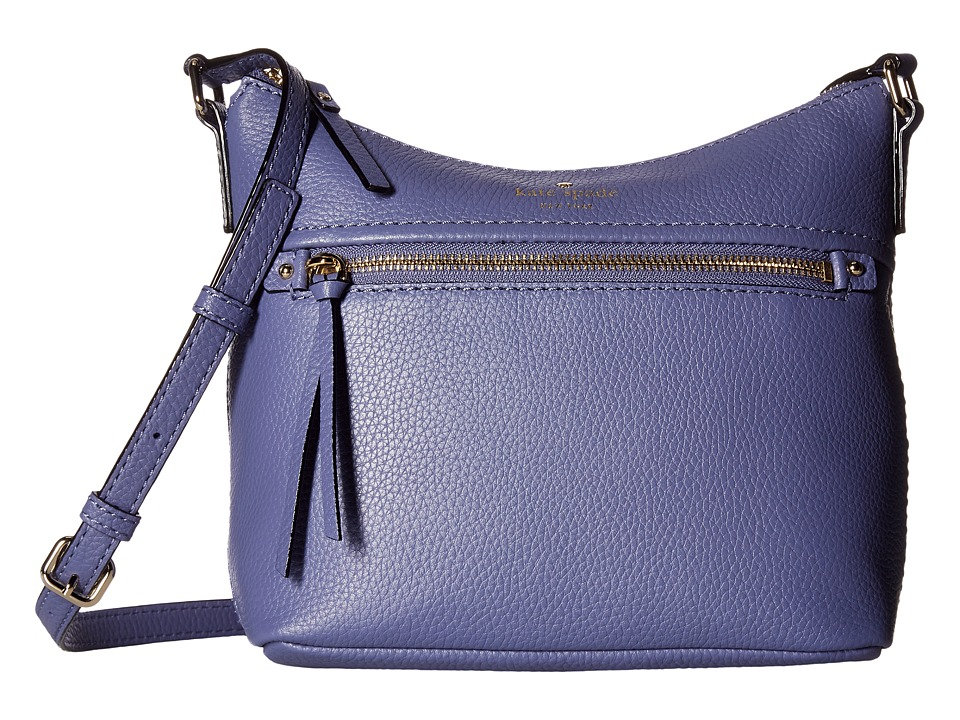 Kate Spade New York - Cobble Hill Lelie (Oyster Blue) Handbags