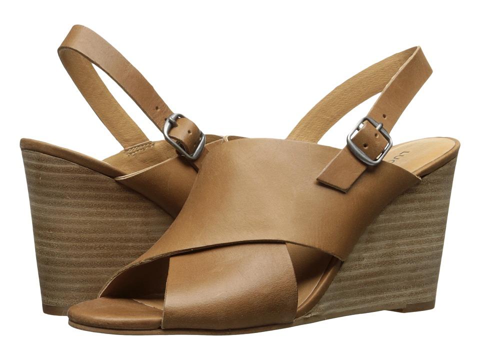 Lucky Brand - Reddah (Brown Sugar) Women's Shoes