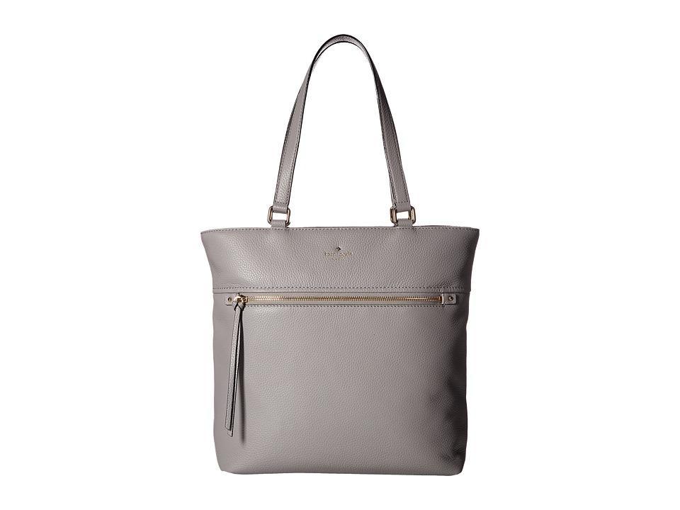Kate Spade New York - Cobble Hill Tayler (City Fog) Handbags