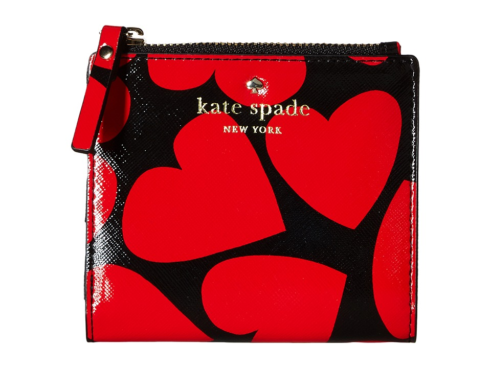 Kate Spade New York - Be Mine Adalyn (Multi) Wallet