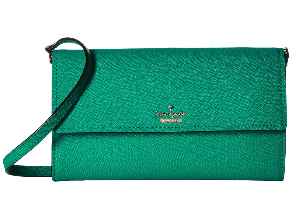 Kate Spade New York - Cameron Street Stormie (Emerald Ring) Wallet