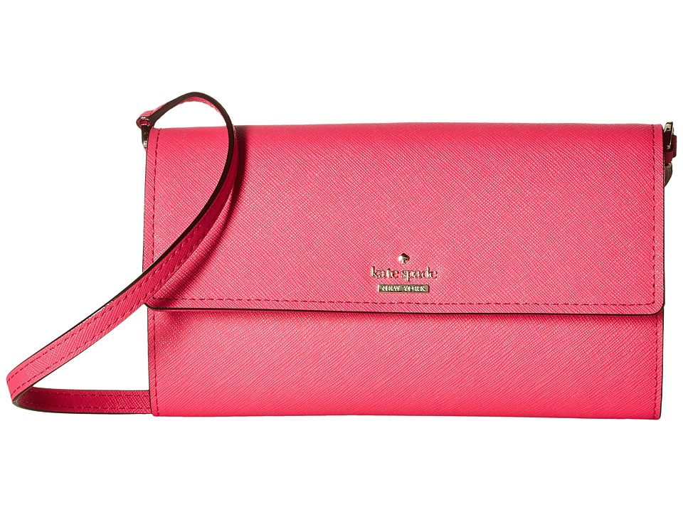 Kate Spade New York - Cameron Street Stormie (Pink Confetti) Wallet