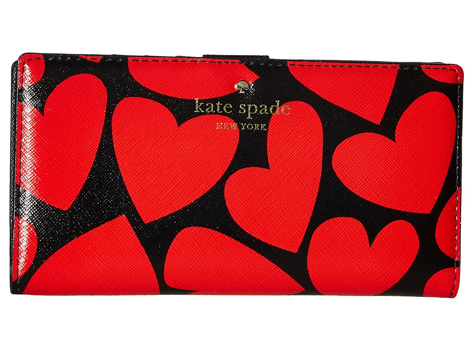 Kate Spade New York - Be Mine Stacy (Multi) Wallet