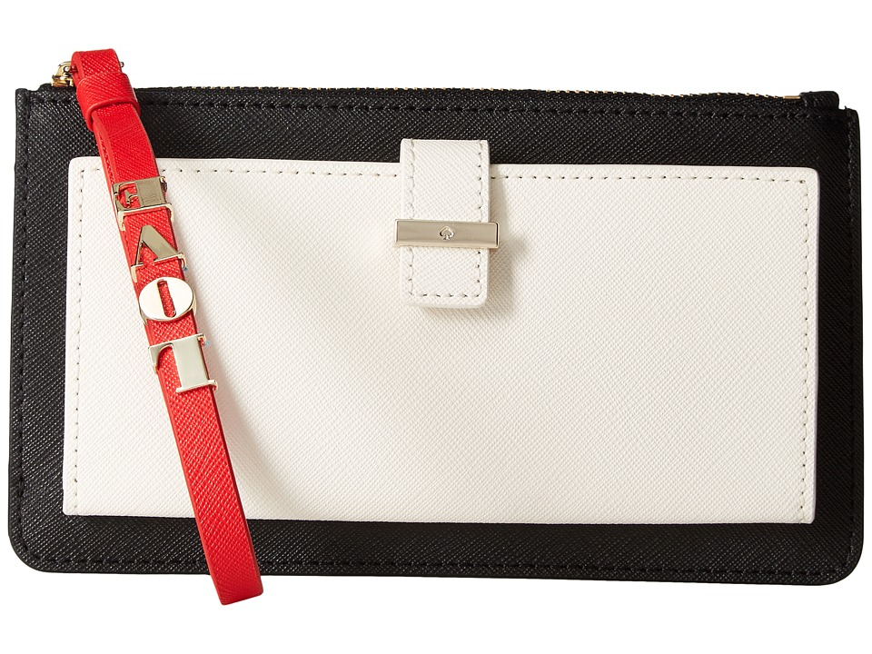 Kate Spade New York - Be Mine Karolina with Charms (Multi) Wallet