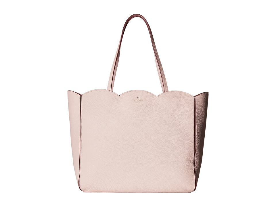 Kate Spade New York - Leewood Place Rainn (Pink Granite) Handbags