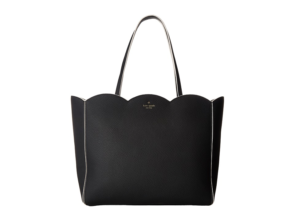 Kate Spade New York - Leewood Place Rainn (Black) Handbags