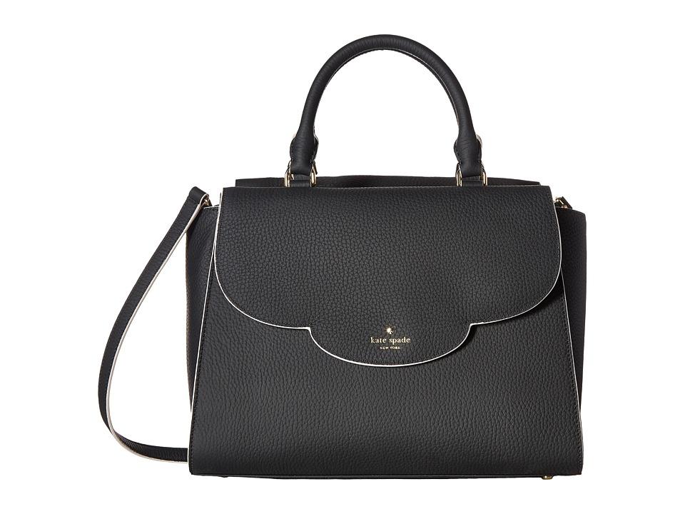 Kate Spade New York - Leewood Place Makayla (Black) Handbags