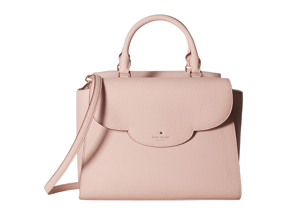 Kate Spade New York - Leewood Place Makayla (Pink Granite) Handbags
