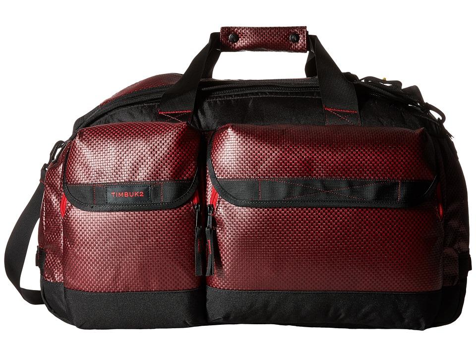 Timbuk2 - Navigator Duffel (Medium) (Pyre) Duffel Bags