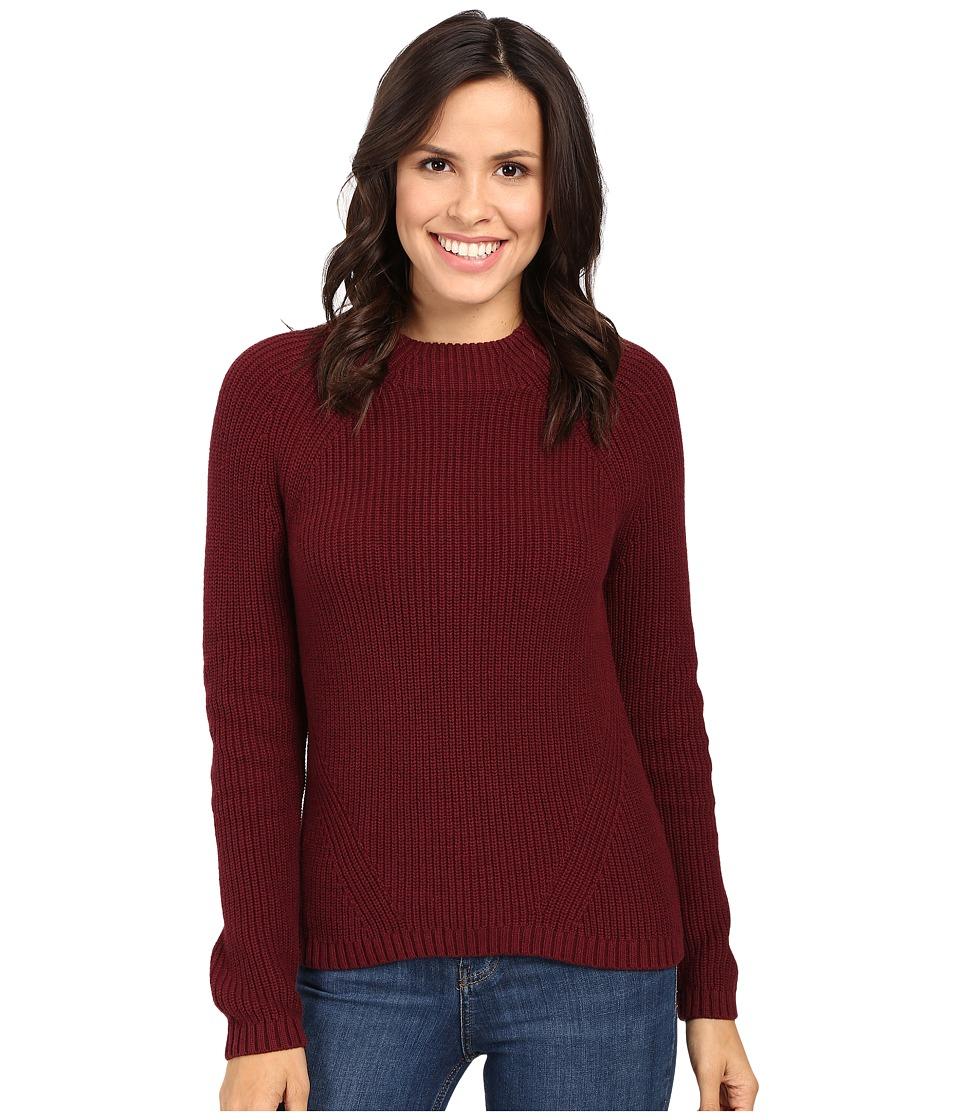 Pendleton - Rachel Pullover (Tawny Port Heather) Women's Sweater