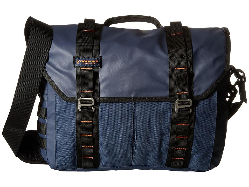 Timbuk2 - Alchemist Messenger (Small) (Voodoo Blue) Messenger Bags