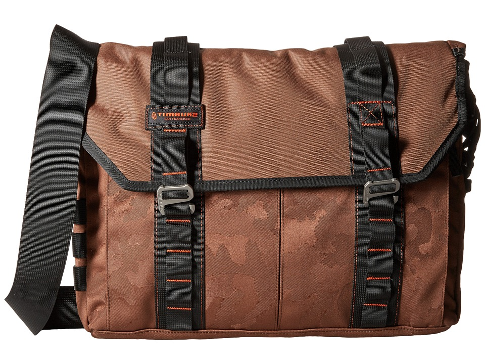 Timbuk2 - Alchemist Squad Messenger (Small) (Rust) Messenger Bags