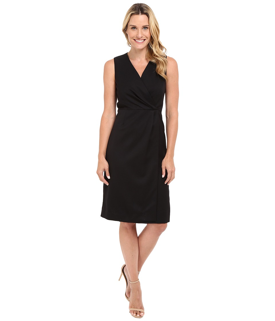 Pendleton - Layla Dress (Black Gabardine) Women's Dress