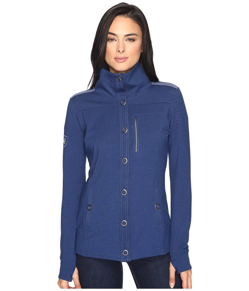 KUHL - Krush Jacket (Blue Depths) Women's Coat