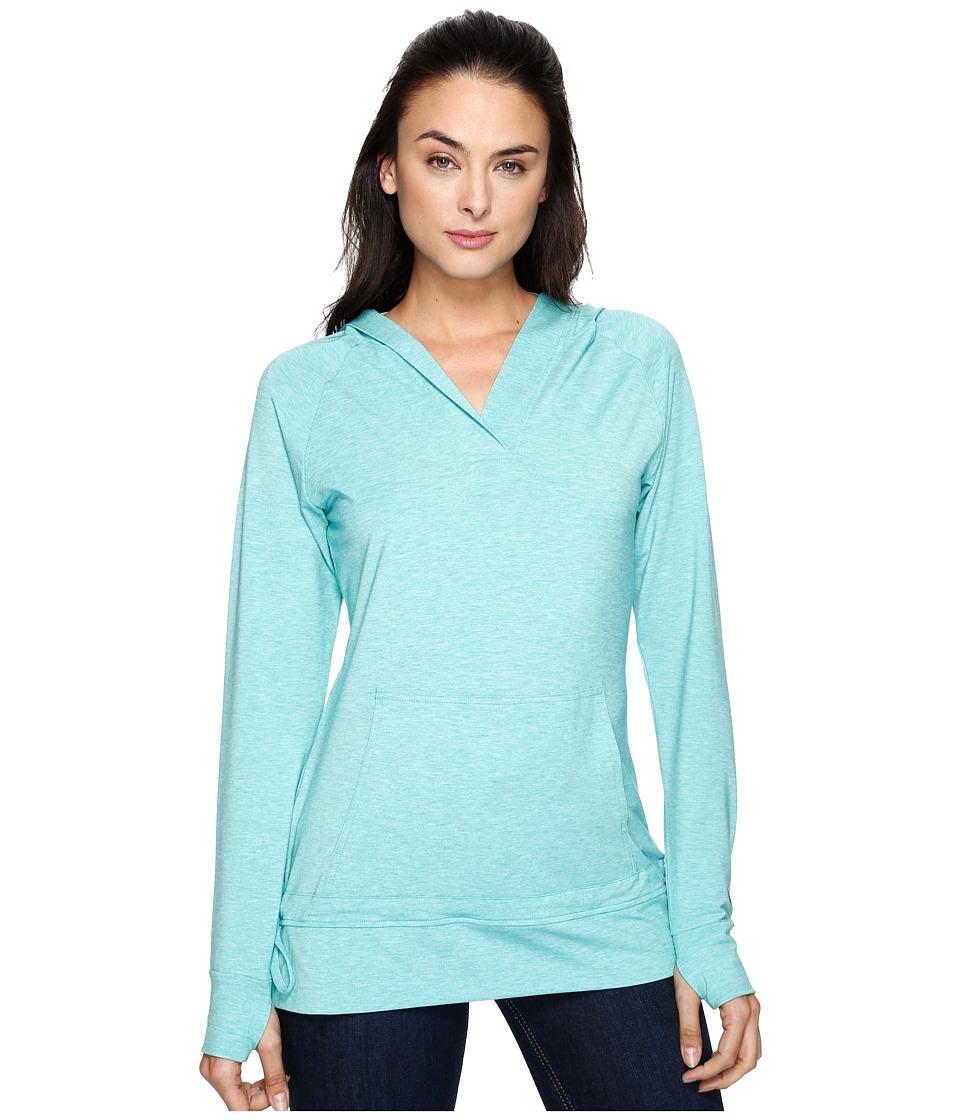 KUHL - Akta Hoodie (Jade) Women's Sweatshirt