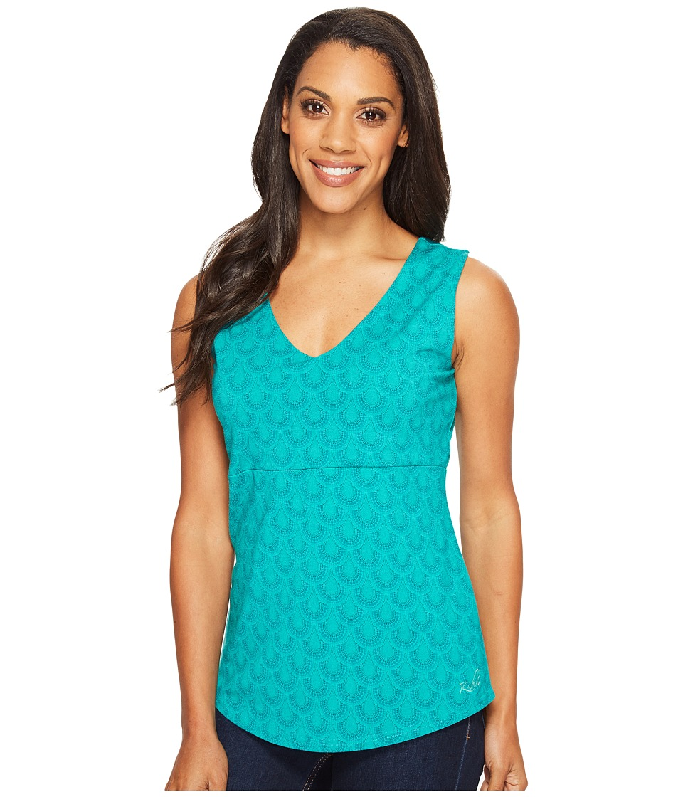 KUHL - Adalina Tank Top (Jade) Women's Sleeveless