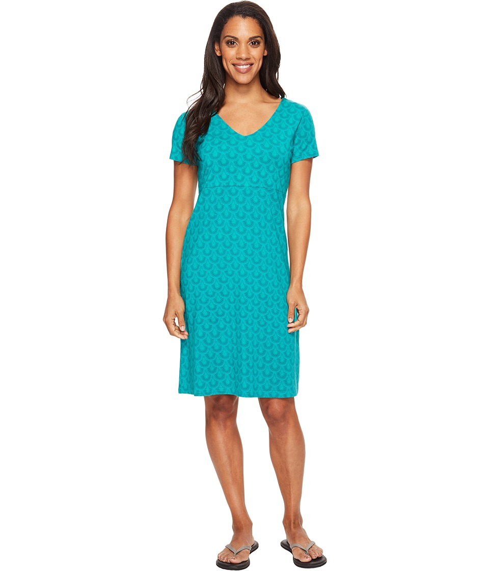 KUHL - Adalina Dress (Jade) Women's Dress