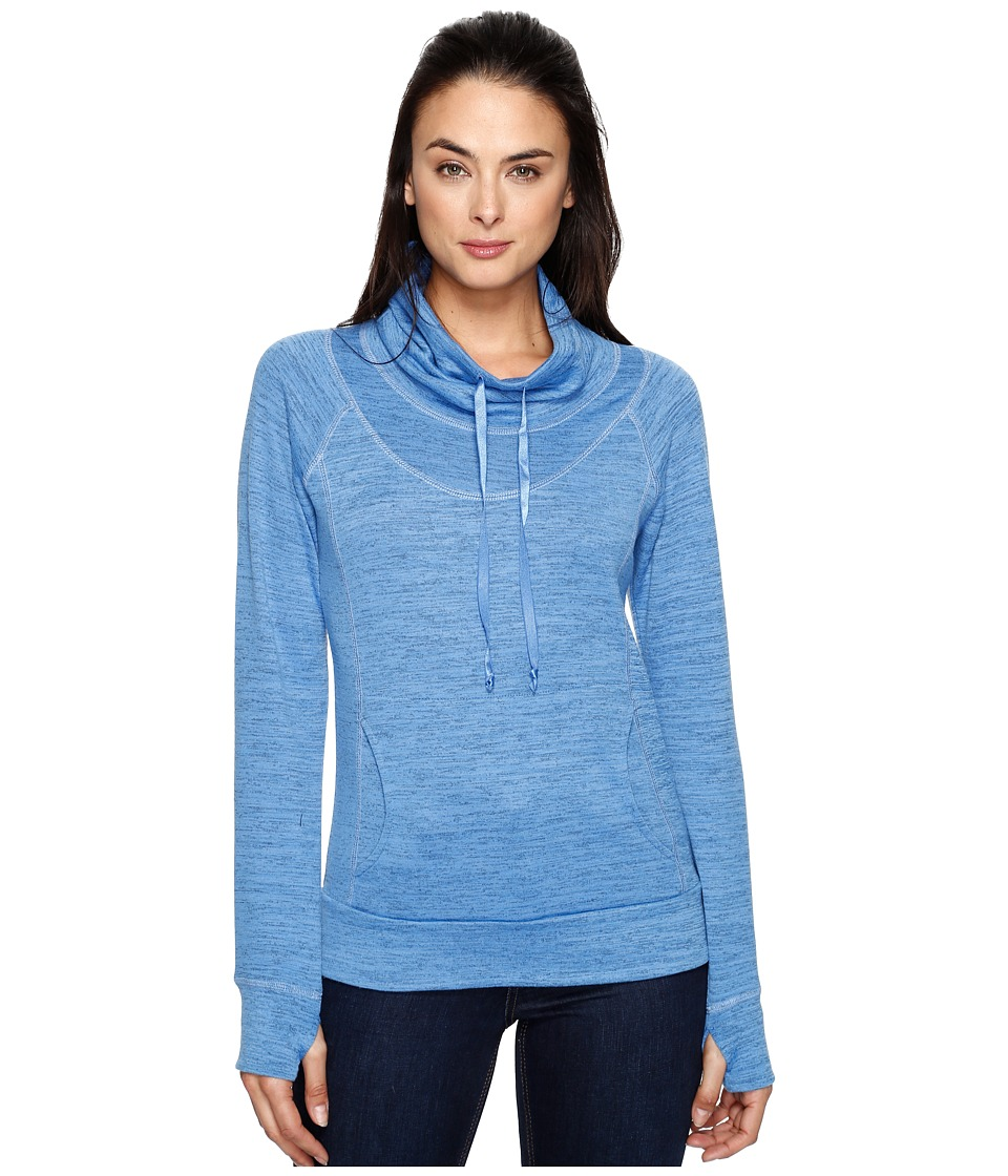 KUHL - Leatm Pullover (Atlantis) Women's Long Sleeve Pullover