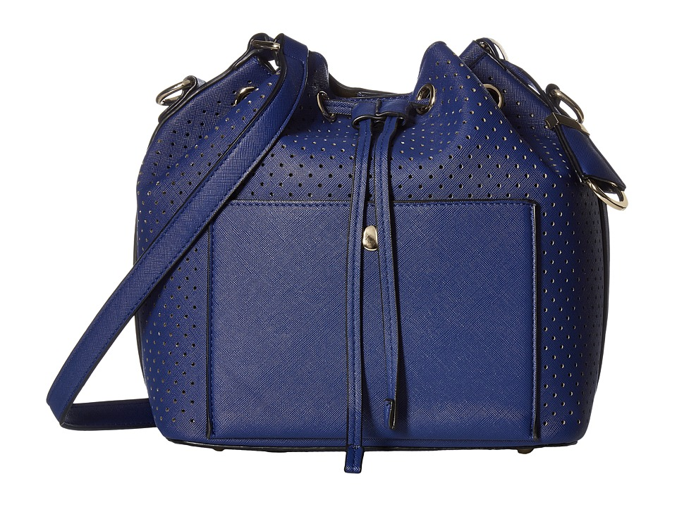 Gabriella Rocha - Mirai Bucket Purse (Navy) Handbags