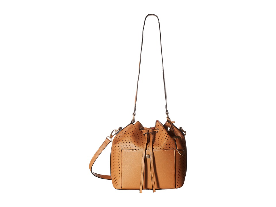 Gabriella Rocha - Mirai Bucket Purse (Tan) Handbags